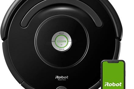 Save $100 on the Roomba 675 Robot Vacuum for Cyber Week