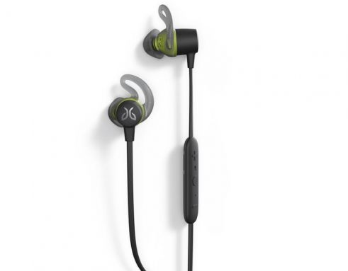 Jaybird's Tarah earbuds try to tempt fitness lovers into going wireless