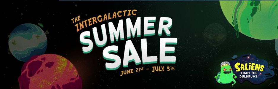 The Steam summer sale is live - here are the best deals we've seen so far