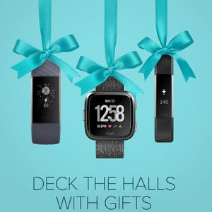 Fitbit debuts sitewide holiday sale, save up to $50 on smartwatches and trackers