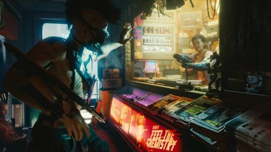 Pre-order Cyberpunk 2077 on Xbox on Cyber Monday and save at least $10