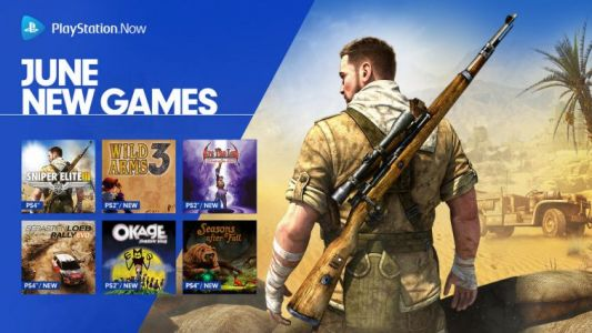 PlayStation Now Adds 12 New Games For The Month Of June