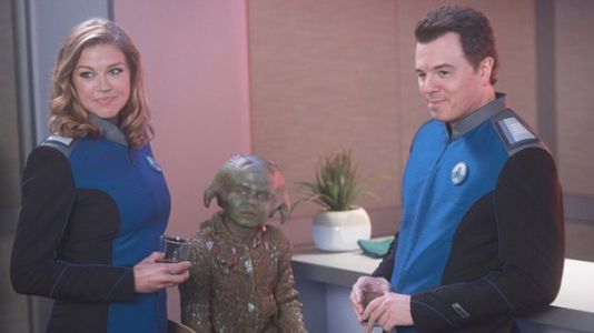 Lowered Expectations Makes The Orville Better the Second Time Around