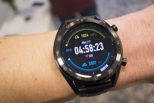 Huawei Watch GT hands-on: Google wears out its welcome as long-lasting LiteOS emerges