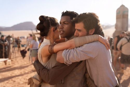 Star Wars: Episode IX Has Wrapped Filming