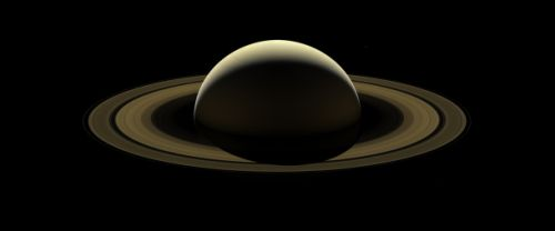 NASA's Cassini is dead, but you can still enjoy its last gorgeous photo of Saturn
