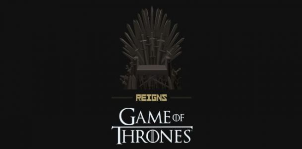 Reigns:  Game of Thrones prolonge l'univers de la série de HBO