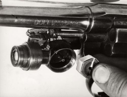 When body cams had bullets