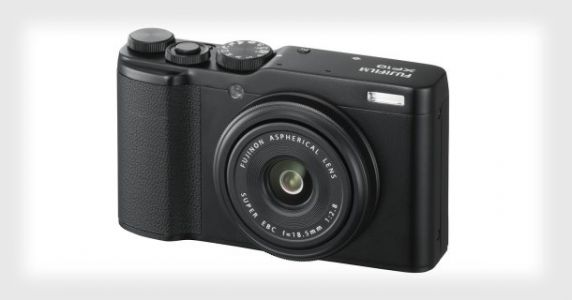 Fujifilm just made compact cameras worthwhile again