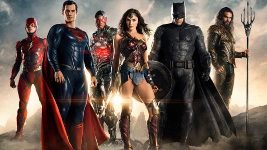 JUSTICE LEAGUE Brings In $96 Million In First Weekend, Less Than A Third Of Its Budget