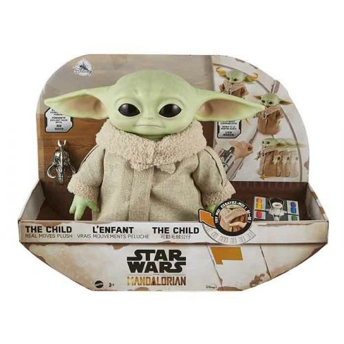 Mandalorian Monday Reveals New Baby Yoda Toy You Can Control