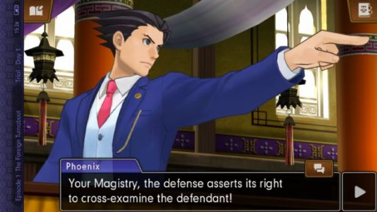 Phoenix Wright: Spirit Of Justice Out Now On Android And iOS
