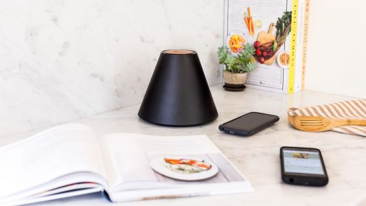 The Pi wireless charger can charge five phones from a foot away