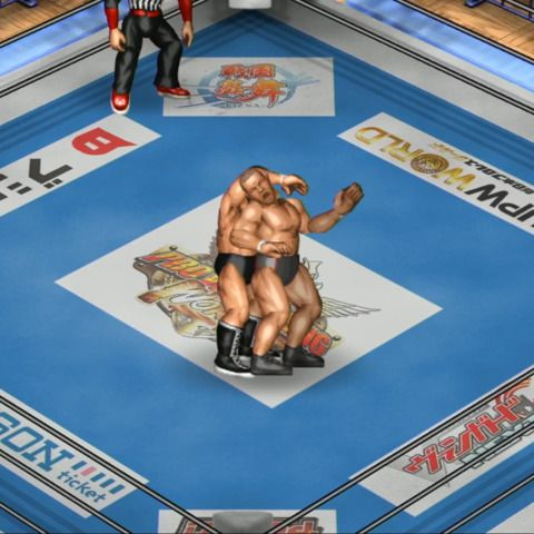 Quick Look: Fire Pro Wrestling World