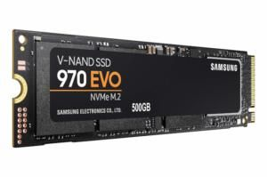 Upgrade to the Samsung 970 EVO SSD's blazing-fast NVMe speeds for cheaper than ever