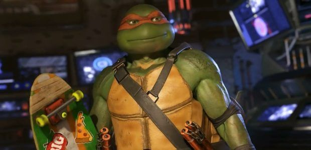 Injustice 2 saves its best DLC for last with Ninja Turtles
