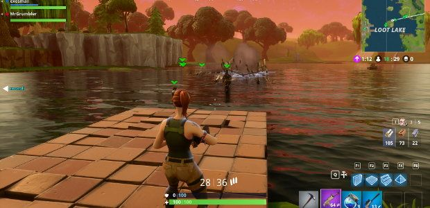 Fortnite Battle Royale mulls permanent big-squad mode