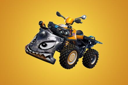 Turbo-powered Quadcrasher crashes the party in new 'Fortnite' update 6.01