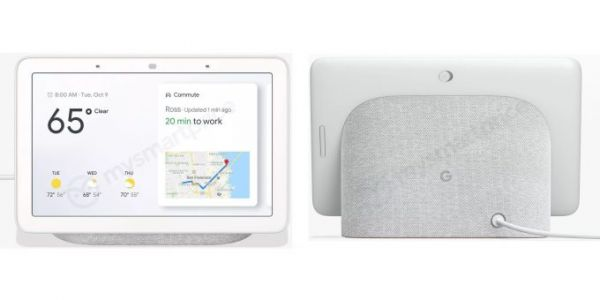 Here's what Google's $149 Home Hub smart display will reportedly look like