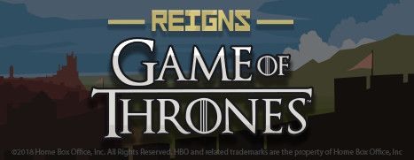 Now Available on Steam - Reigns: Game of Thrones