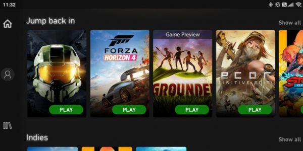 Xbox Game Pass for Android adds touch control support for eight more titles