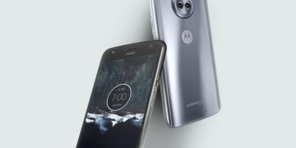 Android One comes to the US at last with the Moto X4
