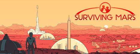 Midweek Madness - Surviving Mars, 30% Off