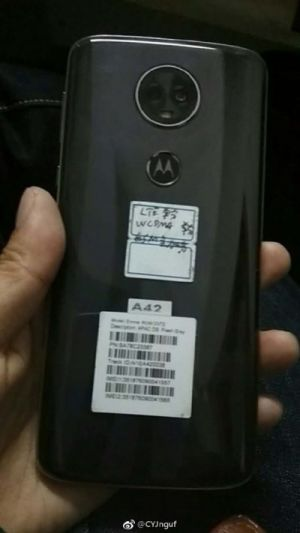 Moto E5 Plus Android Phone Leaks In New Hands-On Photos