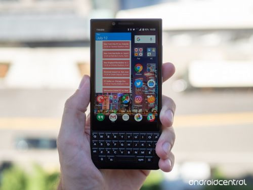 BlackBerry KEY2, third opinion review: Keyboard at all costs