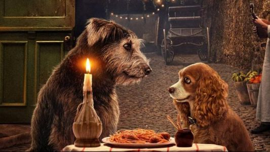 Breathtaking First Trailer For Disney's Live-Action LADY AND THE TRAMP Will Steal Your Heart