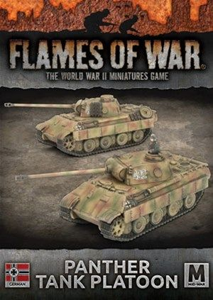 Battlefront Posts Flames Of War Ghost Panzers Releases