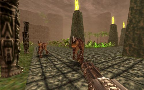 Turok remastered could be headed to Xbox One soon
