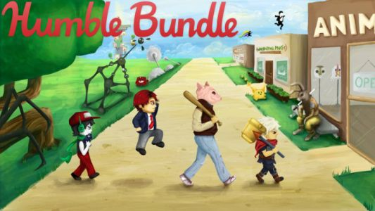 Humble Bundle has been Acquired by IGN