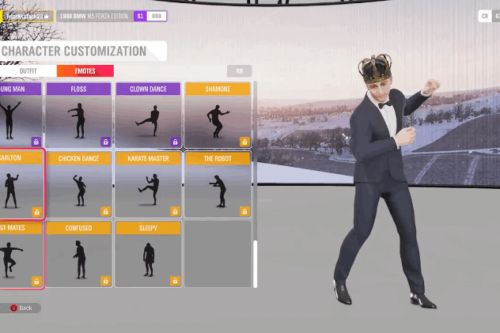 Forza Horizon 4 removes dance emotes at the center of ongoing Fortnite copyright lawsuits