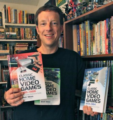 Retro Games Author Talks Pioneering Video Game Journalism, Upcoming SNES Book