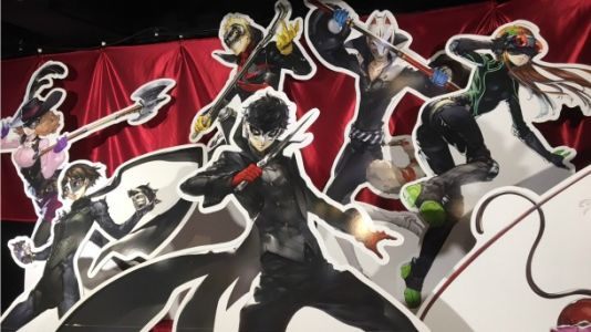 TGS Sidequest - The Persona 5 Exhibit In Akihabara