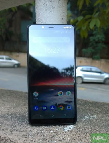 Nokia 3.1 Plus receiving the January Security update 2020 now