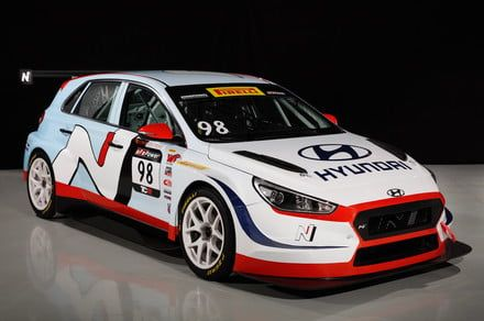Hyundai i30 N TCR is a small race car that packs a big punch
