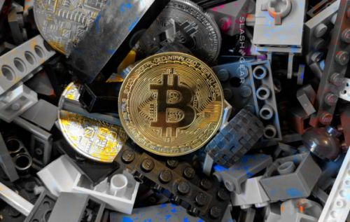 Bitcoin price and a prize-laden puzzle