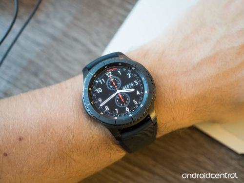 Samsung Gear S4 smartwatch may use Wear OS, not Tizen