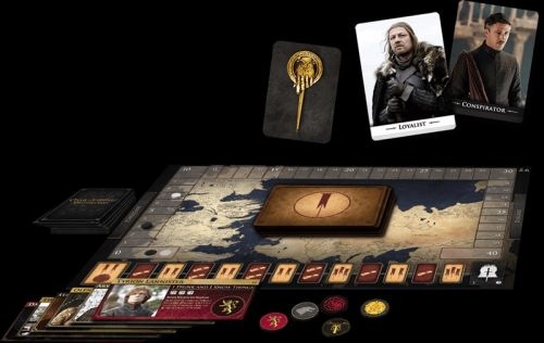Dire Wolf Digital Taking Pre-orders for Game of Thrones: Oathbreaker Board Game