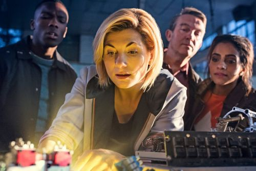 Doctor Who's Thirteenth Doctor looks for some new best friends in latest trailer