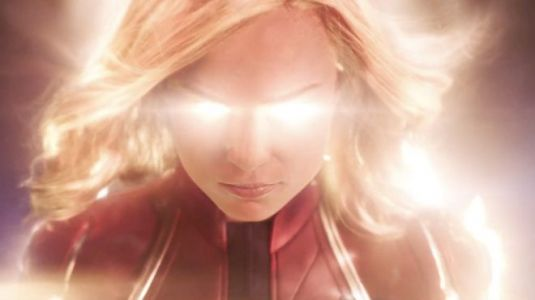 Captain Marvel is here to save the 90s in first trailer