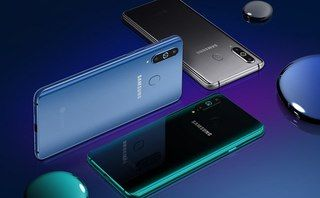 Samsung Galaxy A8 official with Infinity-O display, Snapdragon 710