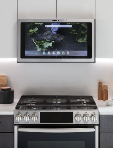 GE Wants To Put Netflix In Your Kitchen For 'Only' $1,400 - CES 2019