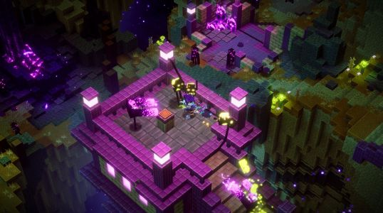 Minecraft Dungeon's Echoing Void DLC takes you to The End
