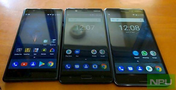 Nokia 5, 6 & 8 getting November Security update now