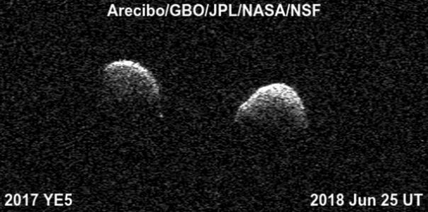Astronomers just discovered something incredible about what they thought was a run-of-the-mill asteroid