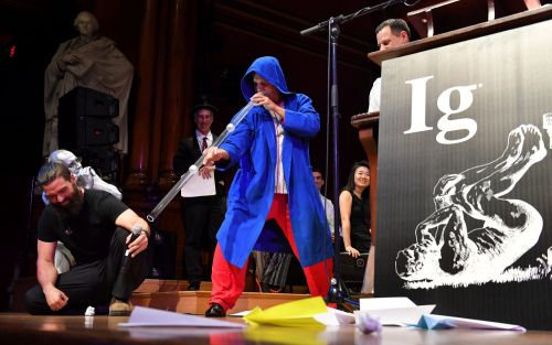 Scientist who claims playing the didgeridoo can stop snoring wins Ig Nobel award