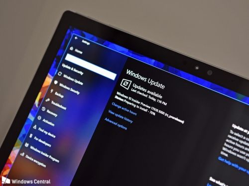 Microsoft releases this month's Patch Tueday updates for Windows 10